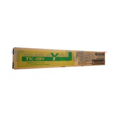 KYOCERA MITA FS-C8020MFP TONER CARTRIDGE YELLOW